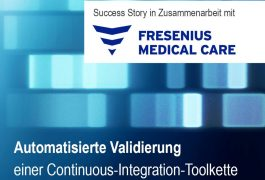 Software als Medizinprodukt Successtory Validierung Continuous_Integration_Toolkette